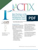 p2p Best Practices
