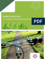 jedermann-tour - Uw vakantie in fietsland Niedersachsen