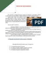 protectia anticoroziva