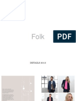 Folk Brandbook SS2013