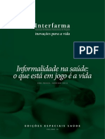 Informalidade na Saúde