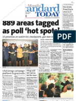 Manila Standard Today - Saturday (January 12, 2013) Issue