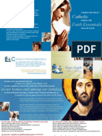 Catholic Faith Essentials Brochure