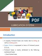 7.Lubrication System