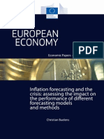 Impactul crizei asupra modelelor econometrice