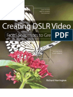 creating dslr video