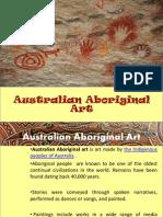 Aboriginal Art Ppt Final