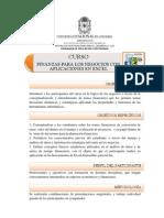 Finanzas Para Los Negocios Con Aplicaciones en Excel 2012-II (1)