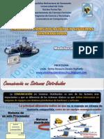Comunicación en Sistemas Distribuidos