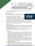 Epistemologia de La Investigacion Cientifica Dr Humberto Naupas