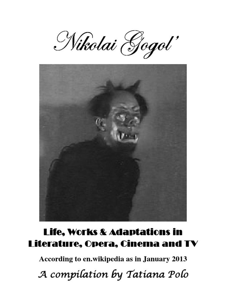 dead souls gogol analysis