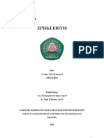 Lapsus Pendek Episkleritis