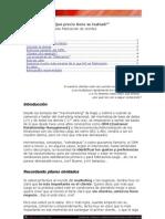 Una Mirada a La Fidelizacion de Clientes_Time to Market