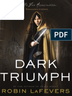 Dark Triumph Excerpt