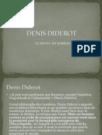 Denis Diderot.ppt 2003