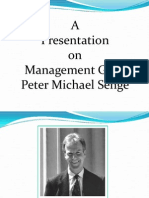 Peter Senge Ppt