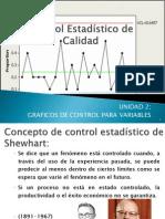 1. Gráficos de control - Introducción