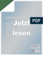 Whitepaper Zyncro - Best Practices in Sozialen Unternehmens-netzwerken