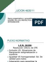 Power Res. 4635 INTEGRACIÓN