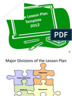 Narrated Lesson Plan 2