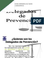 Delegados de prevencion