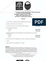 Joint Board Meeting January 16, 2013 Agenda Packet