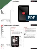 Motorola Xyboard 8.2