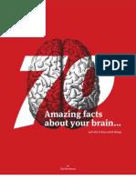 70 brain facts