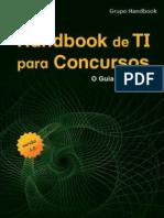 eBook Handbook de TI para Concursos – O Guia Definitivo