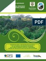 Experiencia de Ordenamiento Territorial y Formalización de la Tenencia de la Tierra en sectores aledaños al Parque Nacional Natural Sierra de la Macarena, Municipio de Puerto Rico Departamento del Meta.