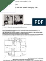 """Das Wittgenstein-Haus oder """"Ein Haus in Bewegung"""" Teil II « PzK"""