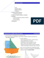 ANALISIS SISMICO DE PRESA