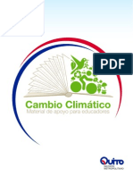 Guia educacion cambio climatico