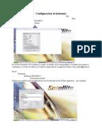 Configurando Informix