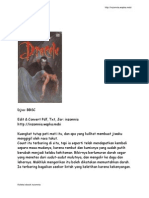 Bram Stoker - Dracula Buku Satu