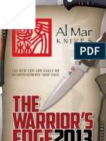 Al Mar Knives 2013 Catalog