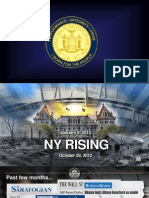 Gov. Andrew Cuomo's 2013 State of the State Presentation