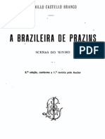 A brazileira de Prazins De Camilo Castelo Branco