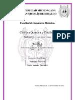 derecho Examen Cinética
