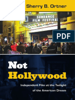 Not Hollywood by Sherry B. Ortner