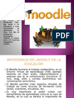 Moodle y Educacion 2.0 en La Educacion