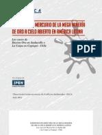 Emisiones de Mercurio de La Megamineria de Oro a Cielo Abierto en America Latina