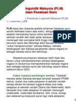 PPSMI, PLM, Kamal Shukri Abdullah Sani