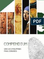 Univ 2013 Compendium