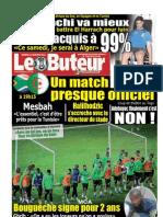 LE BUTEUR PDF du 12/01/2013