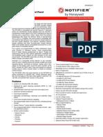 NOTIFIER Panel Convencional Para Extincion RP-2002