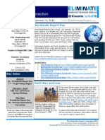 KI Eliminate USA 2 Newsletter 1-11-13