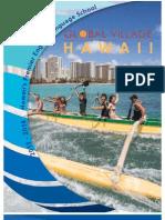 Global Village Hawaii 2013 Brochure