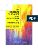 Rudolph Steiner's The Spiritual Guidance of the Individual and Humanity