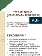 Biblio Therapy